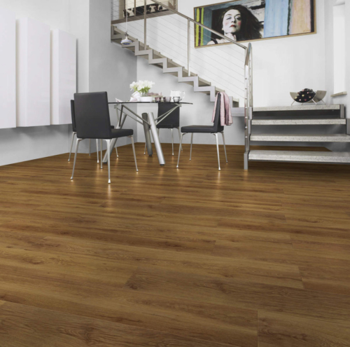 JG622601 Laminate walnut 1 strip, 7mm, AC3/31. Από €10,40 μόνο €7,9/m2.