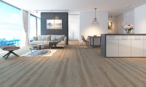 JF383, Laminate European oak  8mm ,V4