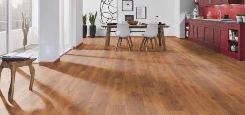 JM1809 Laminate Krono Original 8mm, AC4/32 antibacterial, acquastop 8mm, eco friendly. Από €12,90 μόνο €9,90/m2!