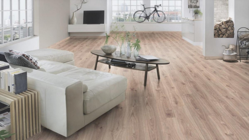 JM1842 Laminate 8mm, AC4/32 antibacterial, acquastop 8mm, eco friendly από €13,90 μόνο €9,90/m2!