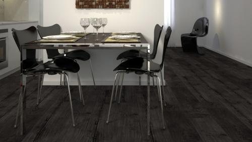JQ8071 Γερμανικό πάτωμα laminate με αρμό, πάχος 8mm, AC432, χρήση οικιακή και επαγγελματική.
