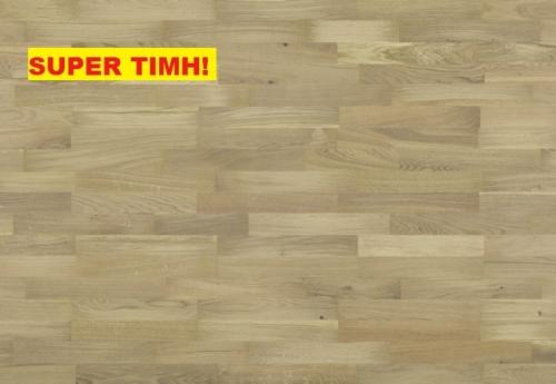 Προγυαλισμένο Bar 3W8000347, Oak white, 3stripΤιμή: 28,00/m2+ΦΠΑ 24%! Πακέτο: 2,77m2