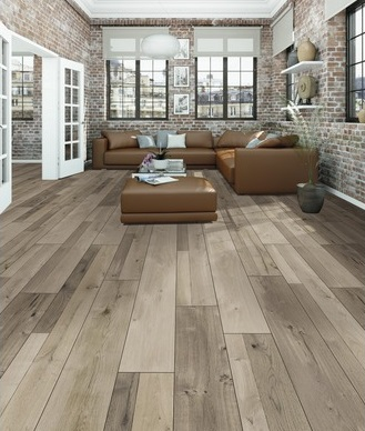 JE677609 Laminate Clarity oak (farco trend) 8mm, V4, AC4/32 από €14,95  μόνο €11,40/m2.